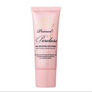 Too Faced Primed & Poreless Skin Smoothing Primer